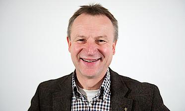 Pastor Klaus Struve