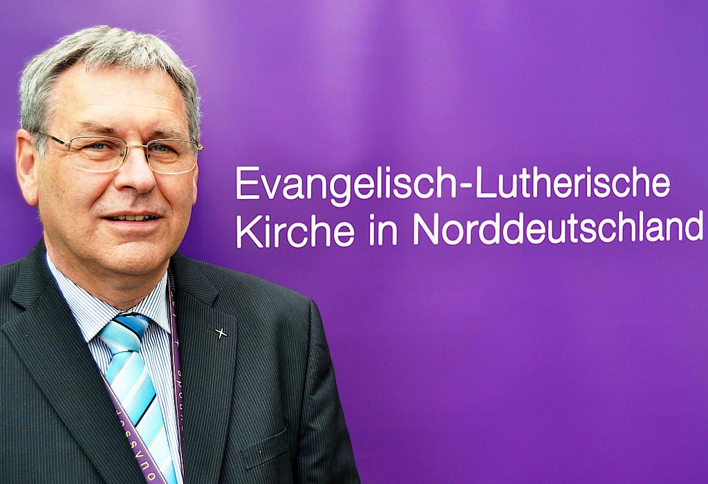 Pastor Thomas Baum