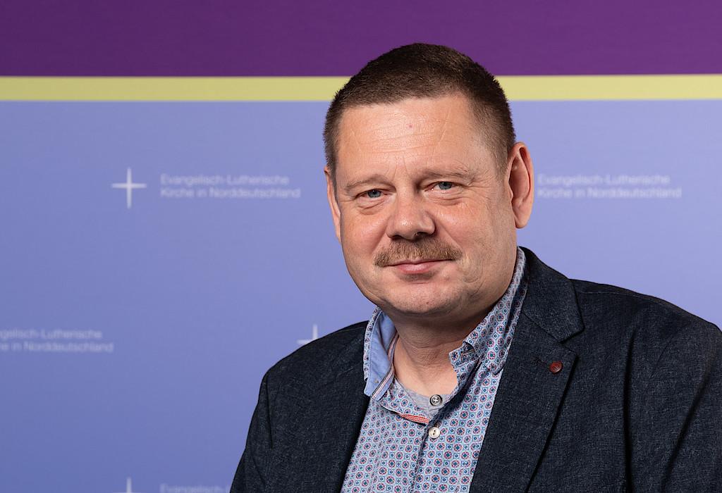 Pastor Matthias Bartels
