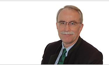 Oberkirchenrat Gebhard Dawin