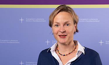 Pastorin Anne Gidion