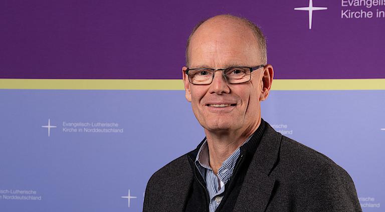 Pastor Andreas Hamann
