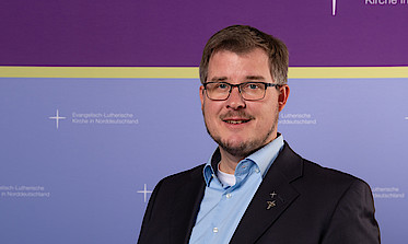 Pastor Jörg Heinz Jackisch