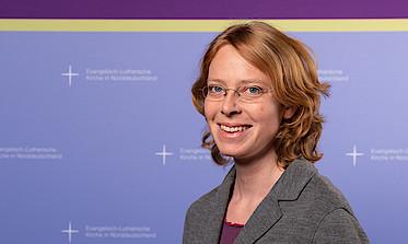 Pastorin Luise Jarck-Albers