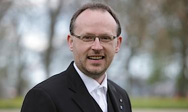 Pastor Dr. Lars Emersleben