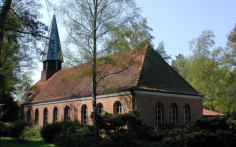 Kirche Einfeld