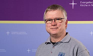 Pastor Michael Mahlburg