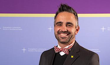 Pastor Steffen Paar