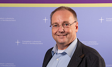 Pastor Jochen Schultz