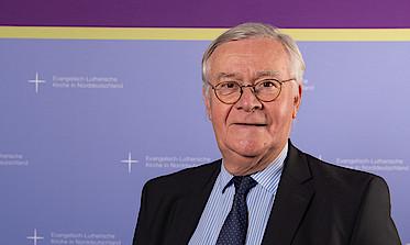 Synodenpräsident a.D. Hans-Peter Strenge