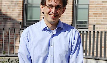 Oberkirchenrat Dr. Matthias Triebel