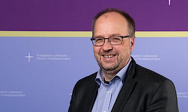 Landeskirchenmusikdirektor Hans-Jürgen Wulf